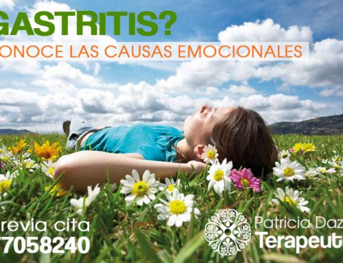 Conoce las causas emocionales que provocan la Gastritis